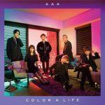 [Album] AAA – COLOR A LIFE (2018.08.22/FLAC 24bit Lossless/RAR)