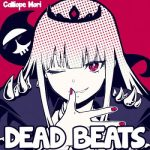 [Single] Calliope Mori – DEAD BEATS (2020.10.21/FLAC 24bit + MP3/RAR)