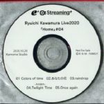 [Album] 河村隆一 – Ryuichi Kawamura Live2020「Home」#04 (2020.10.20/MP3 + FLAC/RAR)