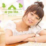 [Album] 井口裕香 (Yuka Iguchi) – az you like. (2016.07.20/FLAC 24bit + MP3/RAR)