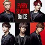 [Album] Da-iCE – EVERY SEASON (2016.01.06/FLAC + MP3/RAR)