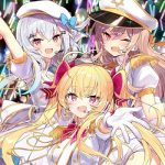 [Single] ▽▲TRiNITY▲▽ – TrickStar L♡ファンファーレ (2021.06.08/MP3 + Hi-Res FLAC/RAR)
