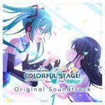 [Album] プロジェクトセカイ カラフルステージ! feat. 初音ミク Original Soundtrack Vol.1 (2021.09.01/MP3/RAR)